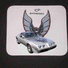 New 1979 10th Anniversary Pontiac Trans AM Mousepad!
