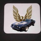 New 1980 Black Pontiac Trans AM SE Mousepad!