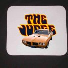 New Orbit Orange 1970 Pontiac GTO Judge Mousepad!