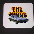 New Black 1969 Pontiac GTO Judge Mousepad!