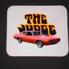 New Orange 1969 Pontiac GTO Judge Mousepad!