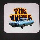 New Blue 1969 Pontiac GTO Judge Mousepad!