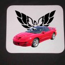 New 1998 Red WS6 Pontiac Trans AM Mousepad!