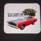 New Red 1972 Plymouth Duster Mousepad