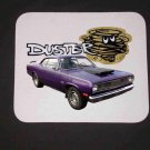 New Purple 1972 Plymouth Duster Mousepad