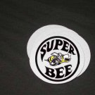 New Dodge Superbee Logo Soft Coaster set!!