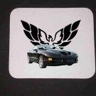 New 2002 Black Pontiac Trans AM WS6 Mousepad!