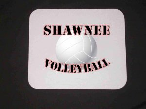New Shawnee Volleyball Mousepad!