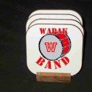 New Wapak Band Hard Coaster set!