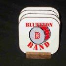 New Bluffton Band Hard Coaster set!