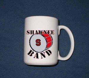 New 15 oz. Shawnee Band mug