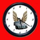 New Dk. Green 1979 Pontiac Trans AM Wall Clock