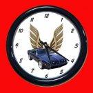New Dk. Blue w/o Eagle 1979 Pontiac Trans AM Wall Clock