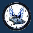 New Blue 1978 Pontiac Trans AM Wall Clock
