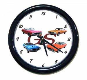 New Buick Gran Sport Wall Clock