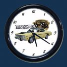 New 1974 Plymouth Duster Wall Clock