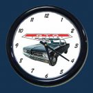 New Black 1964 Pontiac GTO Wall Clock