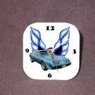 New Lt. Blue Eagle 1979 Pontiac Trans AM Desk Clock