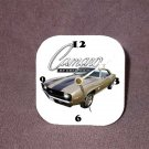New 1969 Chevy Camaro SS Desk Clock