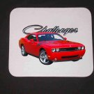 New 2009 Dodge Challenger RT Mousepad!!