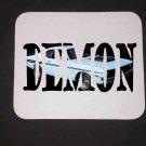 New 1972 Dodge Demon w/ letters Mousepad