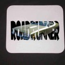 New 1974 Plymouth Roadrunner w/ letters Mousepad!!