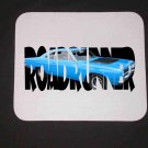 New 1968 Plymouth Roadrunner w/ letters Mousepad!!