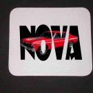 New 1969 Chevy Yenko Nova w/ letters Mousepad!