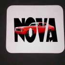New 1973 Chevy Nova w/ letters Mousepad!