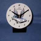 New  1979 10th anniversary Pontiac Trans AM  desk clock!