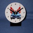New Blue 1974 Pontiac Firebird Trans AM desk clock!