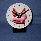 New Red 1974 Pontiac Firebird Trans AM desk clock!
