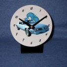 "New Blue 1978 Pontiac Firebird :Skybird"" desk clock!"