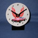 New  1979 Red Pontiac Formula Firebird desk clock!