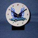 New  1980 Blue Pontiac Formula Firebird desk clock!