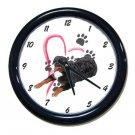 New Bernese Mountain Dog Wall Clock