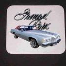 New 1977 Pontiac Grand Prix Mousepad!