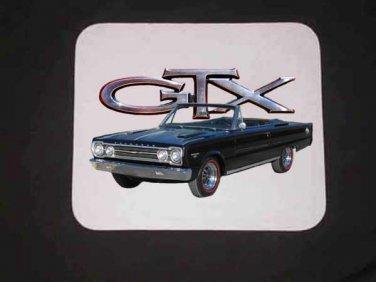 New 1967 Plymouth GTX Mousepad!!