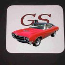 New 1969 Buick GS Mousepad