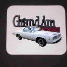 New 1973 Pontiac Grand AM Mousepad!