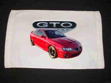 New 2006 Pontiac GTO Hand Towel
