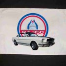 New 1965 Ford Mustang Cobra GT-350 Hand Towel
