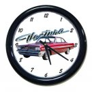 New 1961 Pontiac Ventura Wall Clock