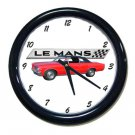New 1964 Pontiac Lemans Wall Clock