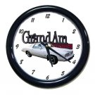 New 1973 Pontiac Grand AM Wall Clock