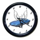 New 1989 Pontiac Formula Firebird Wall Clock