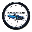 New 1972 Pontiac Lemans Wall Clock