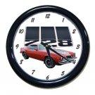 New 1974 Chevy Camaro Z28 Wall Clock
