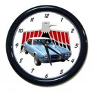 New Lt. Blue 1967 Pontiac Firebird Wall Clock