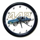 New 1987 Olds Cutlass 442 Wall Clock